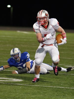 Goose Cohorn was a big-play receiver at Dixie Heights, and has continued his career as a standout at Thomas More.