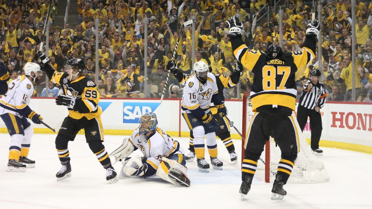 With the Penguins holding serve at home in the first two games the Predators find themselves in a must-win situation heading back home for game 3.
