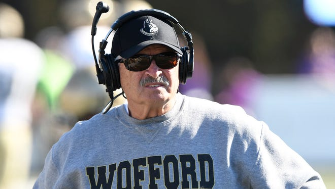 Wofford coach Mike Ayers