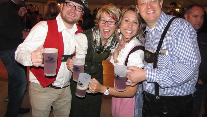 Heidel House will host its eighth annual Oktoberfest on Saturday, Oct. 21.