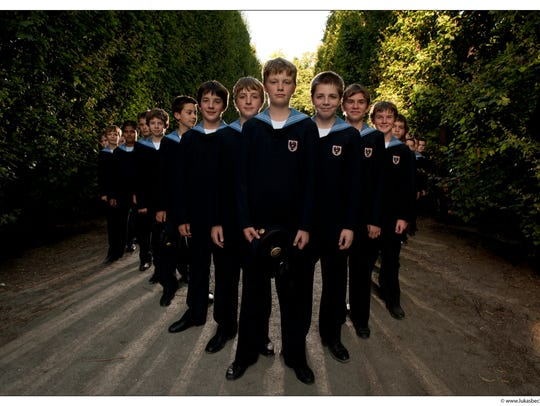 The Vienna Boys Choir will perform at the San Angelo Performing Arts Center on Nov. 1.