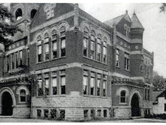FRE 0828 History spotlight - Garrison school