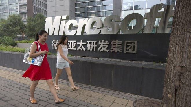 Chinese anti-monopoly regulators have launched investigations into foreign companies, including Microsoft.
