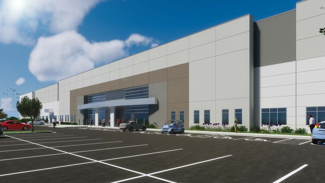 Best Buy has leased a building in the 2.2-million-square-foot Rockefeller Group Logistics Center in Piscataway.