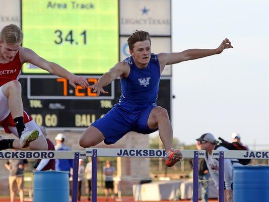 Jacksboro Area Track Meet