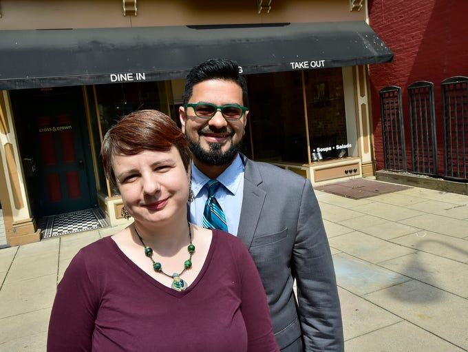 Amer Chaudhry and his wife Jasmina Ademovic will open