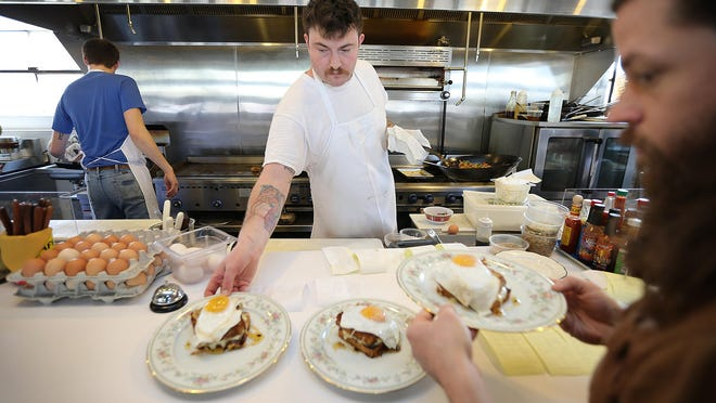 Milktooth chef/owner Jonathan Brooks is among top Indy chefs cooking Aug. 6 at the James Beard House in New York City.