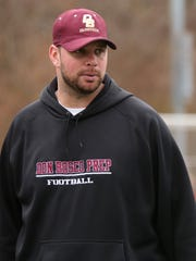 From 2015: Don Bosco Prep football coach Mike Teel.