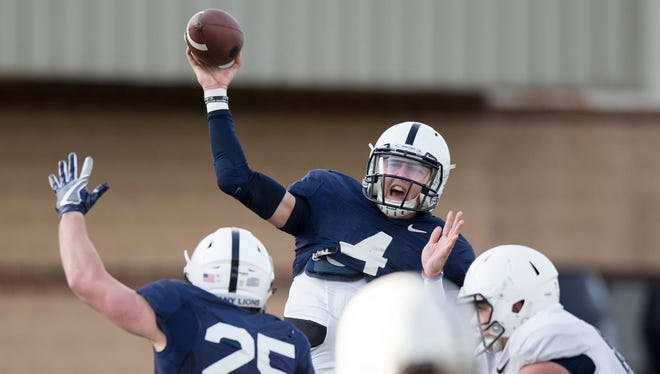 Tommy Stevens has been Trace McSorley's backup for the past two seasons at Penn State.