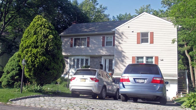 The home of Rogelio Lucas, a New York City doctor, and his wife Lydia, at 15 Black Birch Lane in Scarsdale, photographed June 9, 2015. Both were arrested for allegedly selling Oxycodone prescriptions for cash over a period of more than six years.