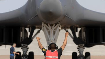 B-1 bomber fleet cleared to return to normal operations