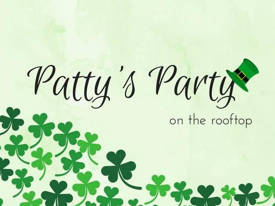 patty's party