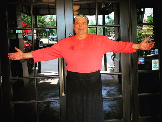 Chef Eddie Vozzella of University Grill in south Fort