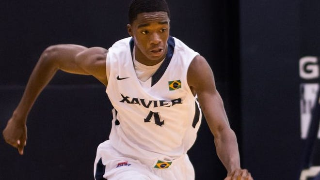 Edmond Sumner and the Musketeers will play in the DIRECTV Wooden Legacy in California over Thanksgiving Weekend.