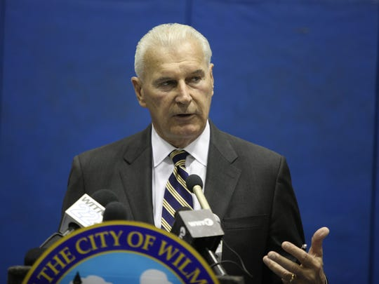 Wilmington Mayor Mike Purzycki