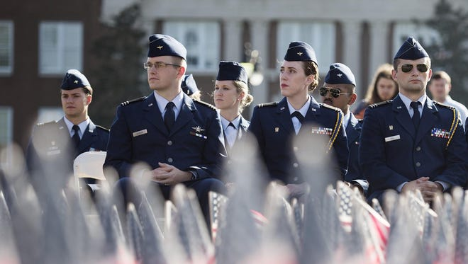 Mississippi State University Air Force ROTC Detachment 425 was recognized with the national 2016 Team Excellence Award, topping 145 U.S. units for the honor.