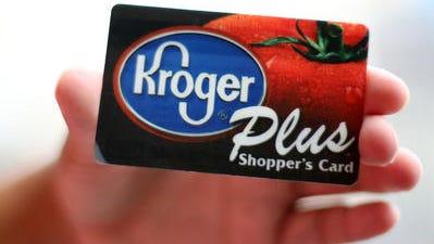 Kroger is based in Cincinnati.