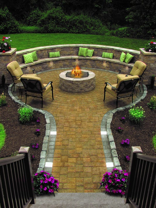 Fabulous fire pits heat up the Jersey Shore this winter