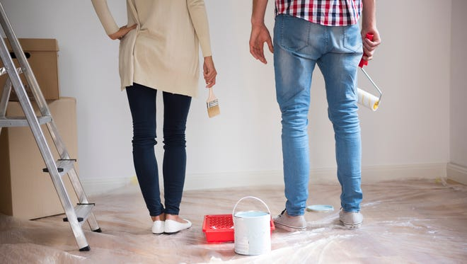 All out of love with your home? A Realtor can help you decide if updates like painting can save the relationship, or whether it's time to find a new love.