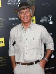 Jack Hanna attends the 39th Annual Daytime Entertainment Emmy Awards on June 23, 2012.