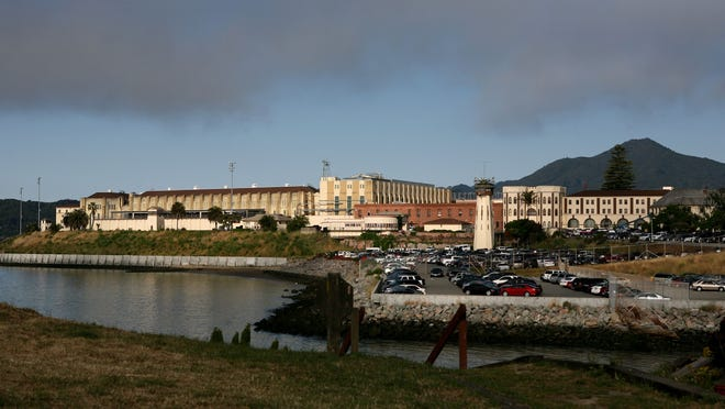 State Prison at San Quentin.