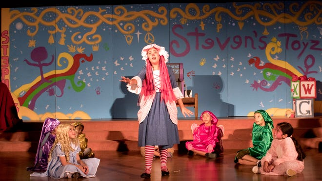 Kids-N-Co will have a musical theater camp to keep kids busy during 2018 summer camps in El Paso.