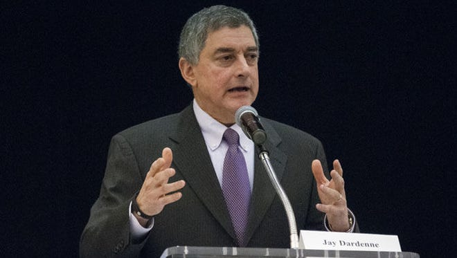 Louisiana Commissioner of Administration Jay Dardenne