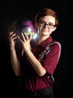 Samantha Doohan of Fort Pierce Westwood, all-area girls