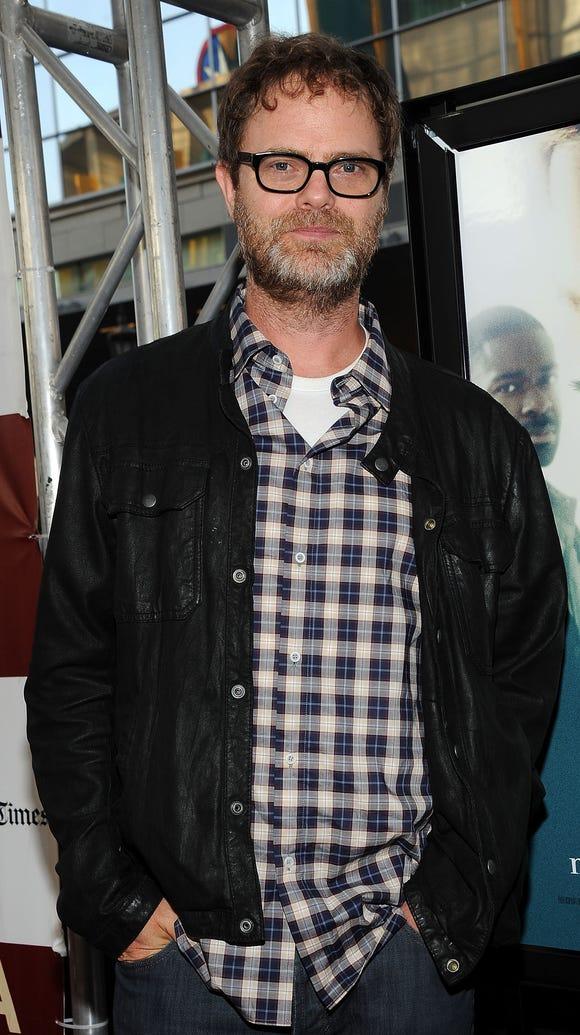 Q&A: Rainn Wilson talks MTV's 'Defeating Depression'