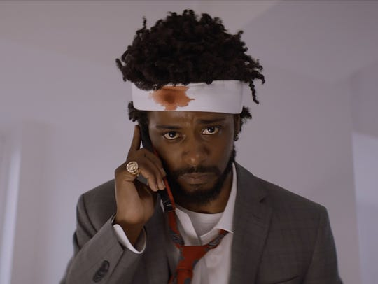 "In ""Sorry to Bother You,"" Cassius (Lakeith Stanfield)"