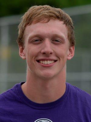 Owen Golliher, Hagerstown High School football