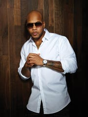 Flo Rida performs at Fantasy Springs Aug. 1