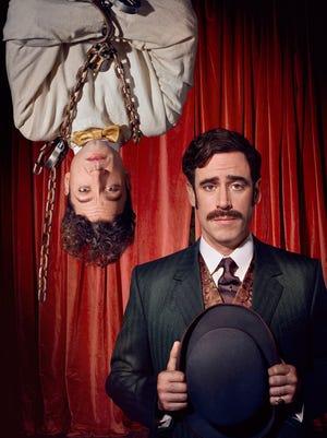 """Houdini & Doyle"""