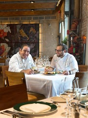 Celebrity chef Emeril Lagasse is celebrating the 25th anniversary of his first restaurant for the entire month of March.