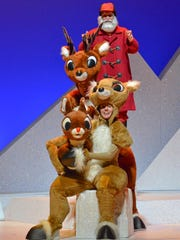 """""""Rudolph the Red-Nosed Reindeer: The Musical"""""""