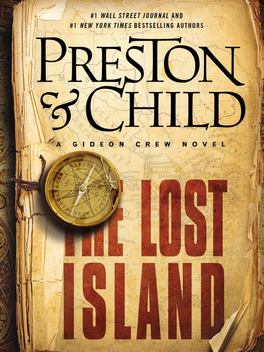 Book Review The Lost Island