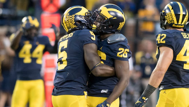 Jabrill Peppers and Jourdan Lewis