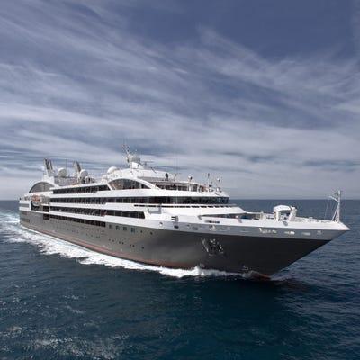 Cruise Ship Tours Compagnie Du Ponant39s Le Boreal