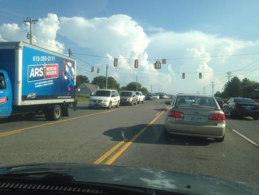 Almaville Road