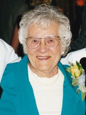 Joy Green, 93 of Fort Collins, Colorado passed away June 8, 2015.