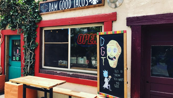 Dam Good Tacos has agreed to change its name in the coming months after a trademark dispute with Texas-based Torchy's Tacos.