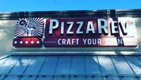 The fast-casual pizzeria allows customers to craft their own personal pizzas.