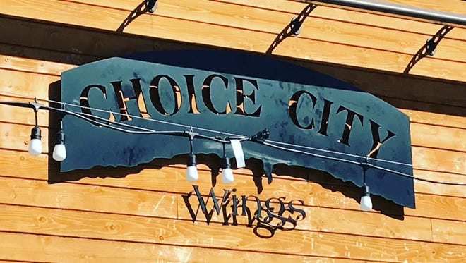 Choice City Wings serves up both boneless and traditional chicken wings.