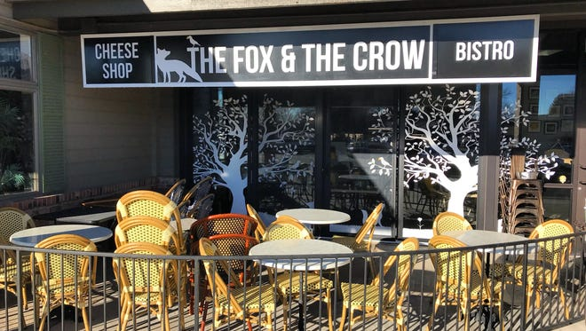 The Fox & The Crow Bistro opened a new location in the Scotch Pines Village.