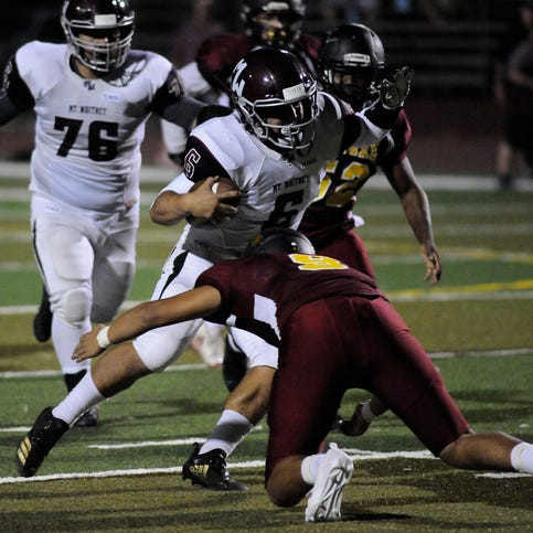 Tulare Union edges Mt. Whitney in last-second thriller