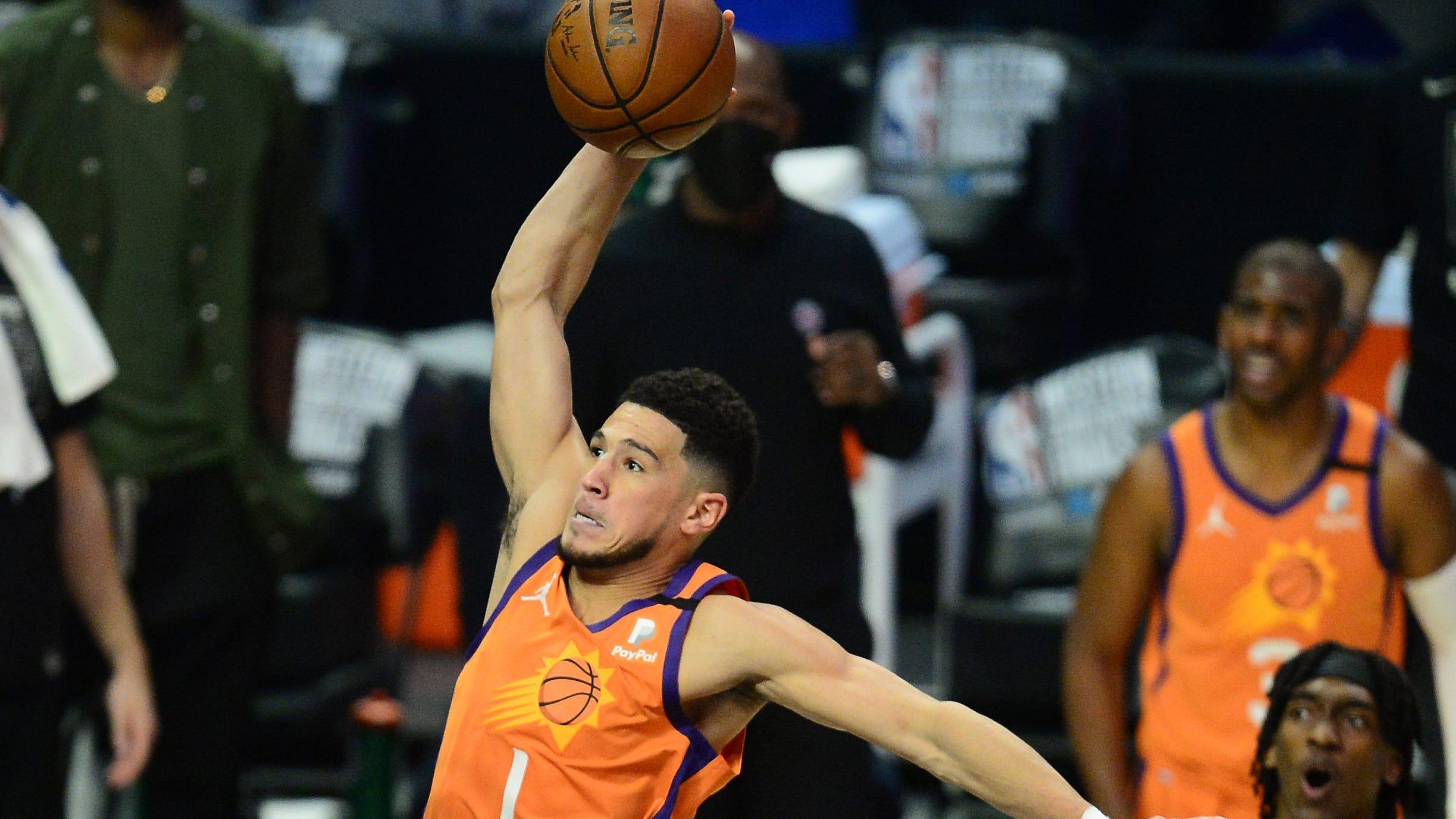 2021 NBA Finals: Milwaukee Bucks vs. Phoenix Suns odds and ...