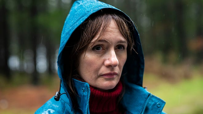 "Emily Mortimer plays the distraught Kay in ""Relic."""