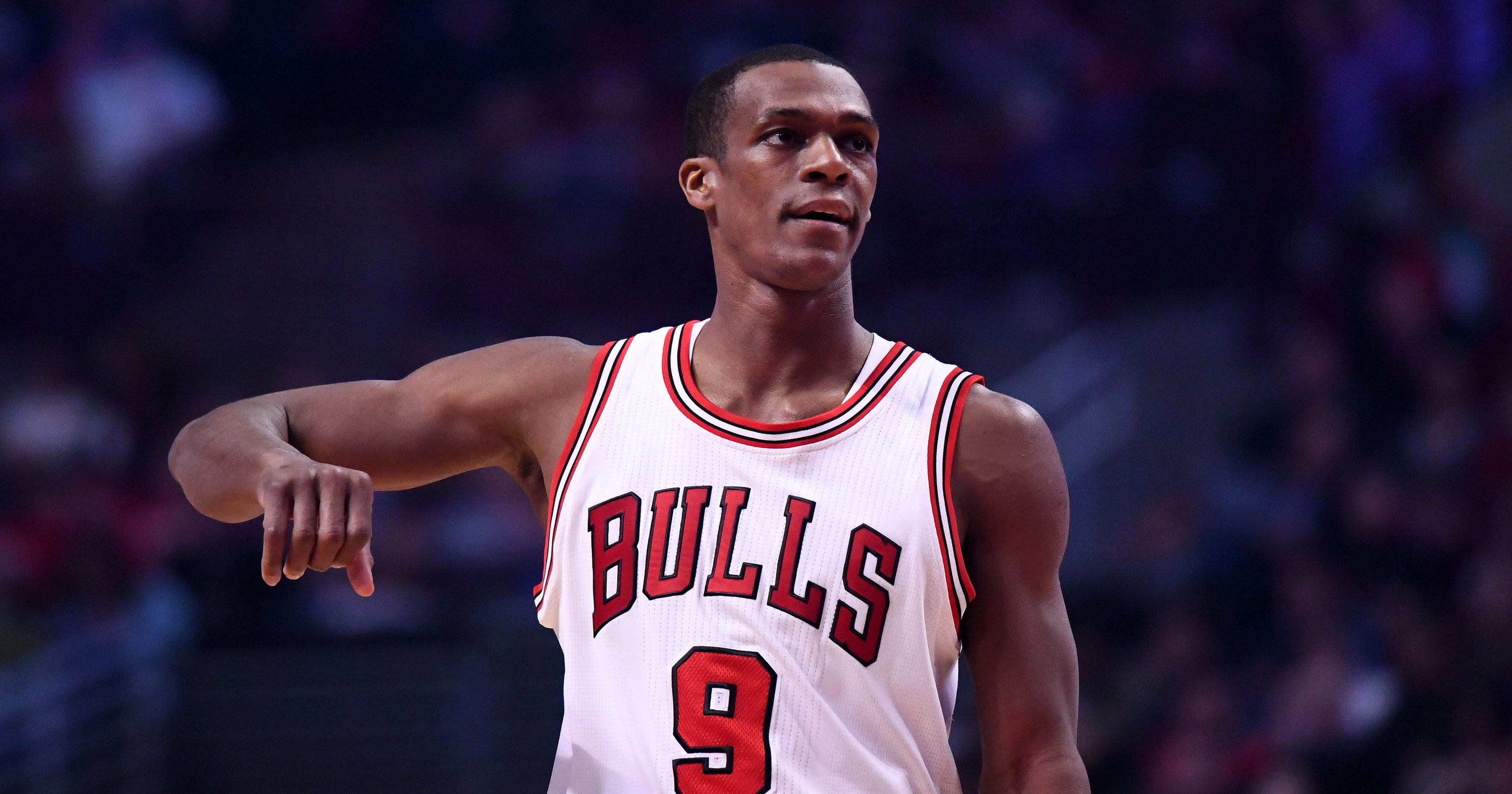 f7b28db9daf Ex-Cat Rajon Rondo joining LeBron, others with Los Angeles Lakers