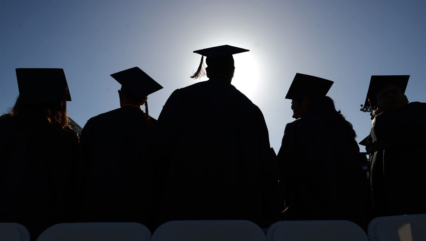 Don't assume high school graduation fraud is only in D.C. It's not.