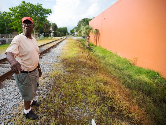 Clarence Mitchell says he hauled toxic sludge from